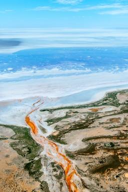 Madigan Gulf salt flats