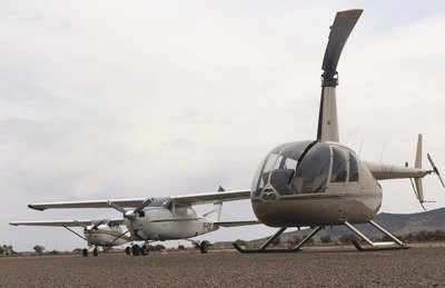Bush Pilots Australia