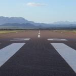 Hawker Airstrip Runway 36