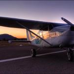 Bsh pilots' plane
